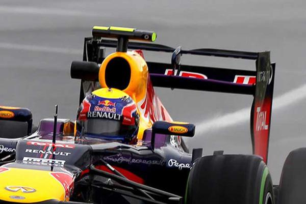 Recurso artificial é questionável e deveria ser abolido. Foto: Divulgação/Red Bull Racing