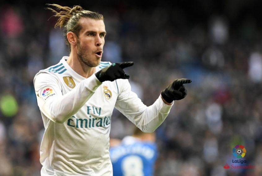 O Real Madrid pretende negociar Bale nesta janela. Foto: Divulgação/Real Madrid