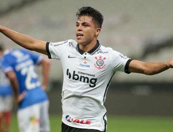 Roni marcou seu primeiro gol pelo Corinthians. Foto: Rodrigo Coca/Ag. Corinthians