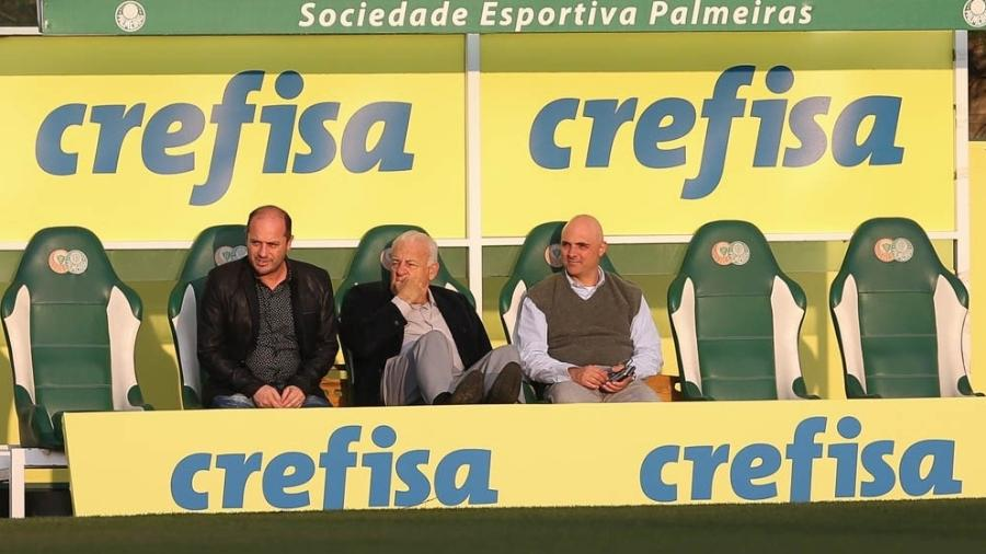 Del Grande recebeu pedido de conselheiros para reabrir discussão no Palmeiras