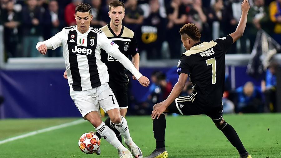 É a primeira vez em oito anos que Cristiano Ronaldo ficará fora de uma semifinal da Liga