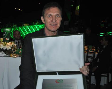 Atual comentarista da Band, ex-goleiro ganhou muitos títulos pelo Palmeiras. Foto: Marcos Júnior Micheletti/Portal TT