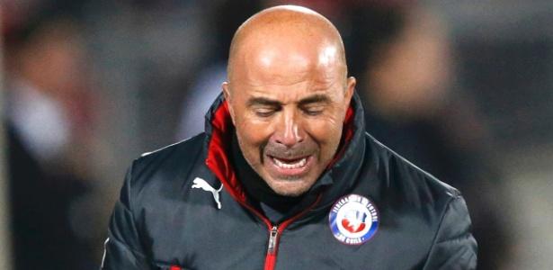 Jorge Sampaoli foi responsável pelos dois primeiros títulos da seleção chilena