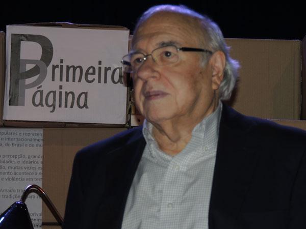 Escritor gaúcho descreveu com humor a famosa 'pelada'. Foto: Paulo Borba