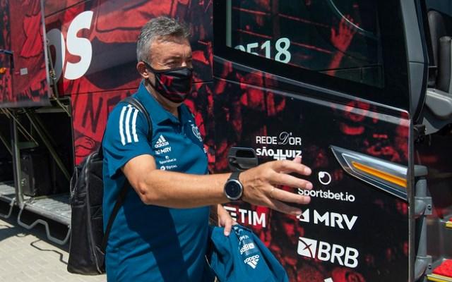 Multa é de R$ 2 milhões em caso de descumprimento da decisão. Foto: Alexandre Vidal/Flamengo