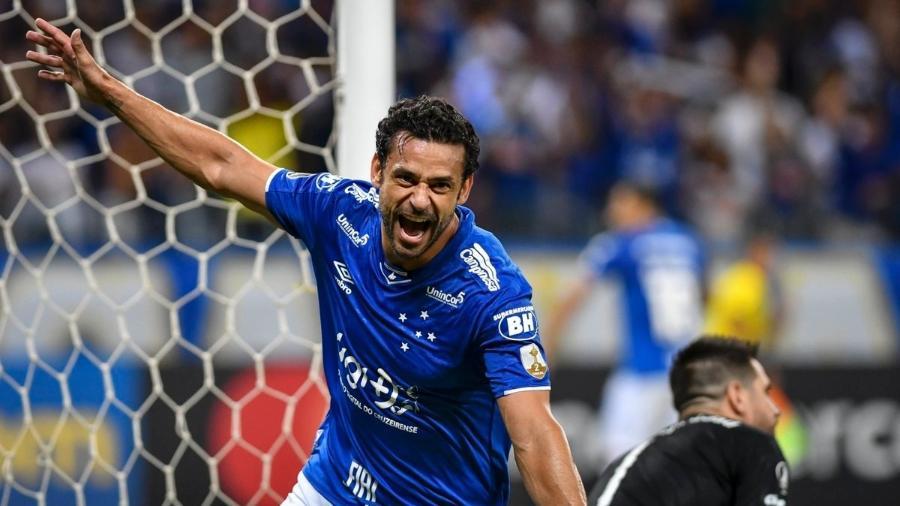 Fred ainda estava em sua primeira passagem pelo Cruzeiro quando o clube levou o caneco e a artilharia pela última vez