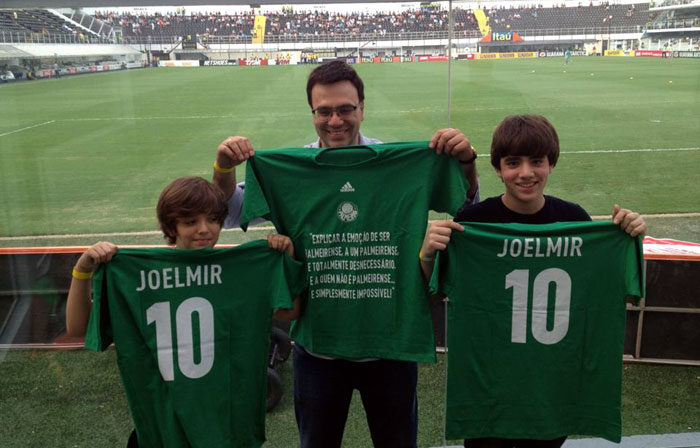 Mauro betting e palmeiras fc new jersey sports betting referendum