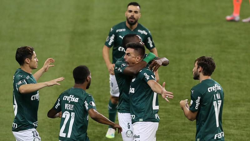 Verdão não sofre uma derrota há 19 jogos. Foto: Cesar Greco