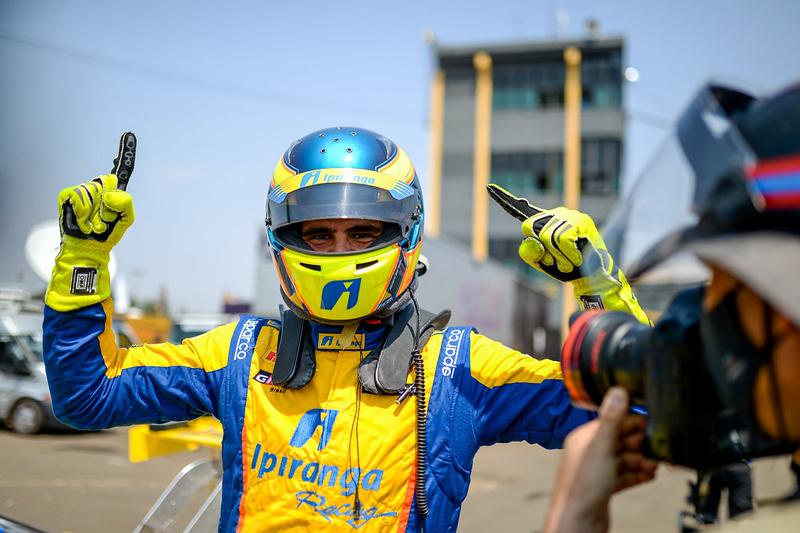 Piloto da Ipiranga Racing começou bem a rodada tripla no oeste paranaense. Foto: Duda Bairros/Vicar