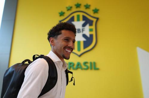 Marquinhos foi um dos convocados por Tite. Foto: Divulgação