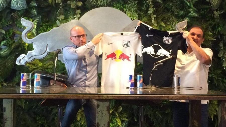 Red Bull assume gestão do futebol do Bragantino em 2019; mudanças em nome e escudo devem ser discutidas para 2020