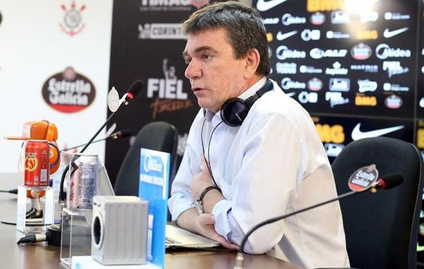 Desempenho ruim contra o Santos acelerou a busca da diretoria alvinegra por novo técnico. Foto: Daniel Augusto Jr/Ag Corinthians