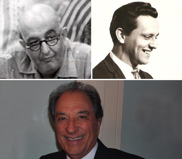Willy Gonser, Jorge Cury (já falecidos) e José Carlos Araújo (ainda na ativa), são alguns destaques