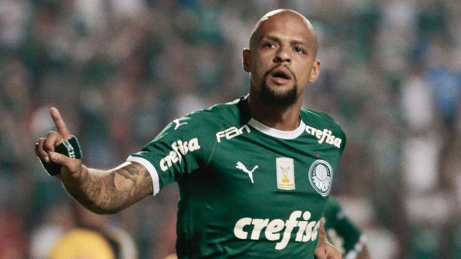 Felipe Melo fez elogios ao Melgar, adversário do Palmeiras na Libertadores