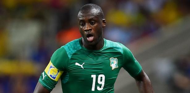A Costa do Marfim terá um desfalque importante na luta por uma vaga na Copa do Mundo de 2018