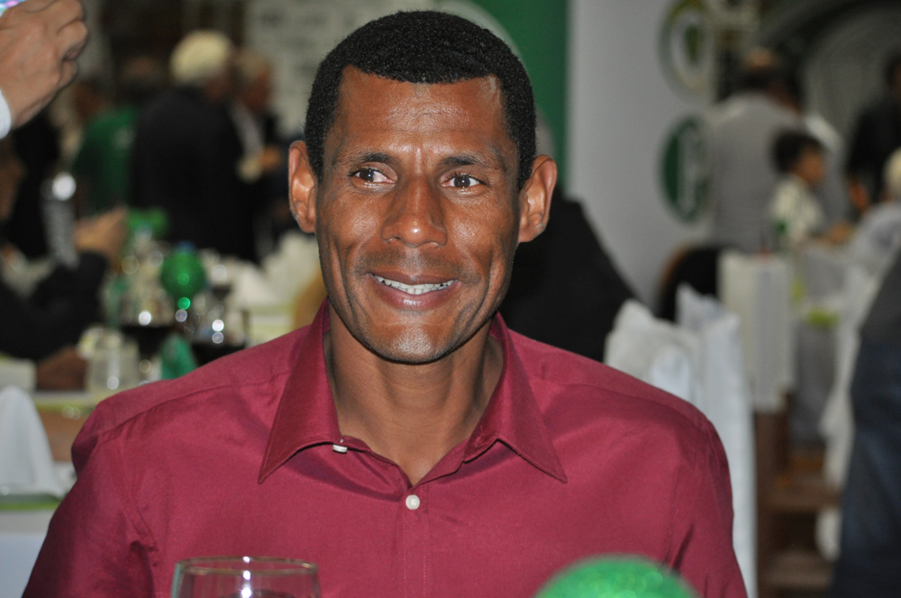 Ele também atuou no futebol japonês. Foto: Marcos Júnior Micheletti/Portal TT