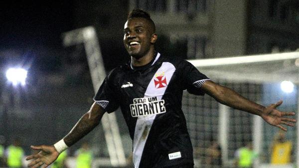 Kelvin defendeu o Vasco entre 2017 e 2018. Foto: Paulo Fernandes/Vasco.com.br/Via UOL