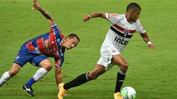 Jogo de seis gols e duas expulsões no Castelão. Foto: Divulgação