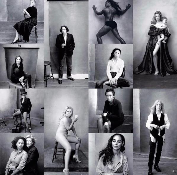 A edição 2016 do calendário Pirelli, a 43ª da história, foi criada pela fotógrafa norte-americana Annie Leibovitz