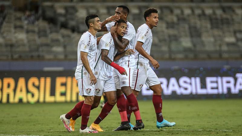 Tricolor Carioca vem de empate contra o Atlético Mineiro. Foto: Lucas Merçon/FFC