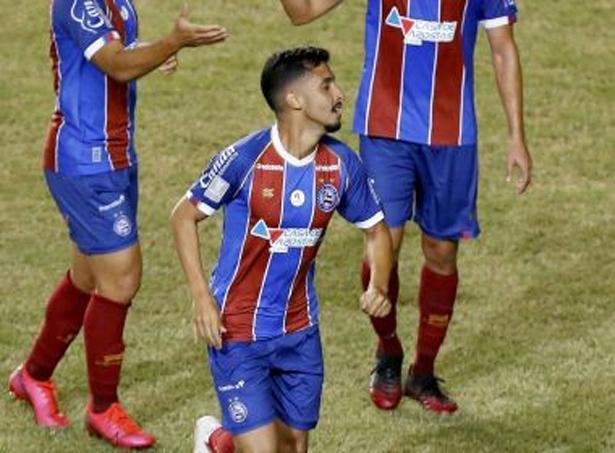 Equipe baiana fez um ótimo segundo tempo em Pituaçu. Foto: Twitter/Bahia