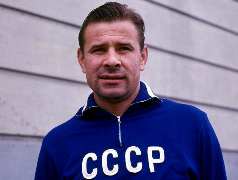 Espetacular goleiro jogou por um único clube e defendeu a seleção da antiga URSS. Foto: Divulgação