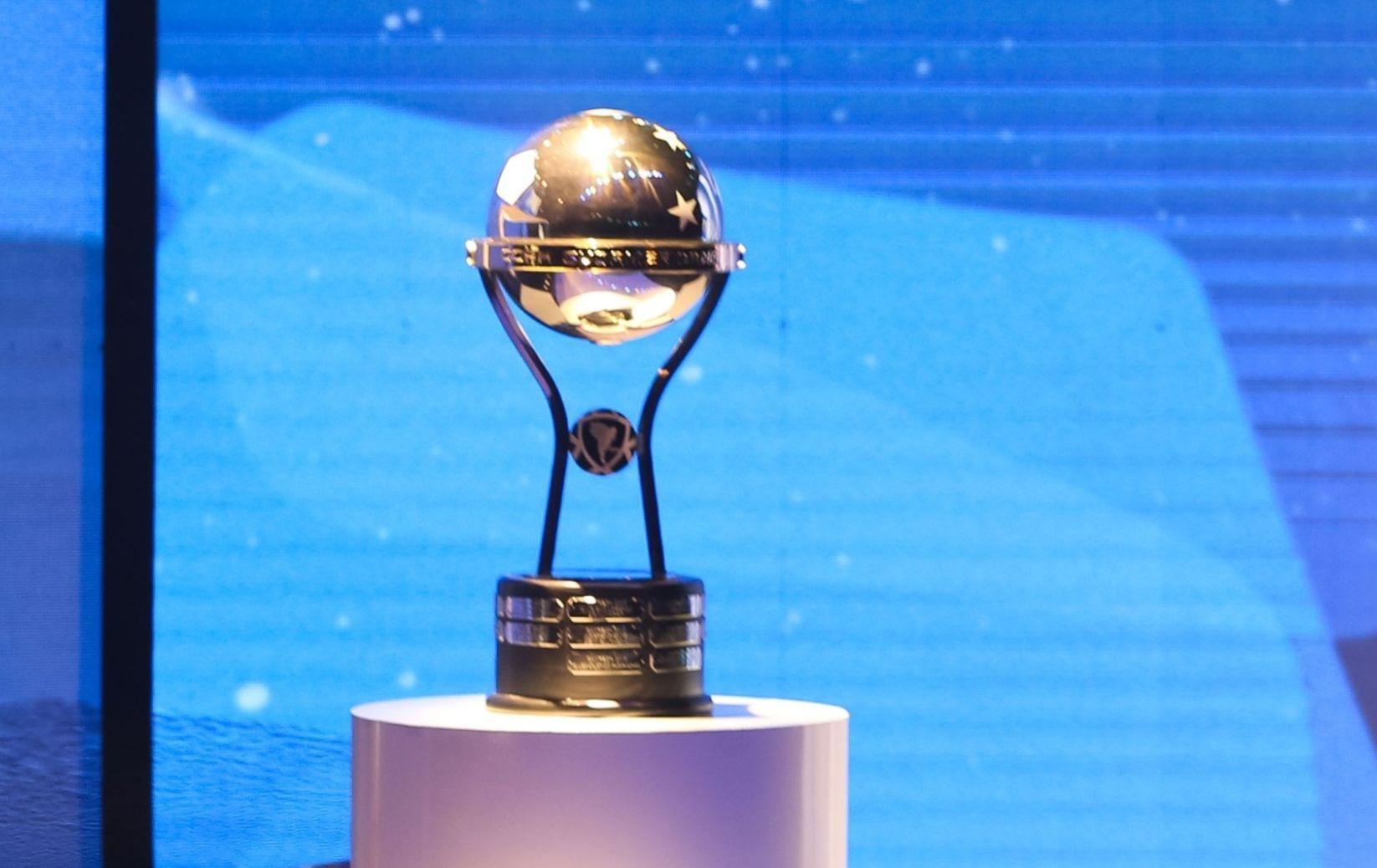 Confrontos da Sul-Americana foram definidos em sorteio nesta sexta (23). Foto: Twitter/Reprodução