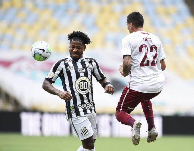 Equipe carioca foi melhor no confronto disputado no Maracanã. Foto: Divulgação/Fluminense