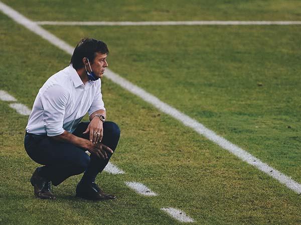 Matías Almeyda, técnico argentino do San José Earthquakes, seria um dos alvos alviverdes. Foto: Facebook/Reprodução