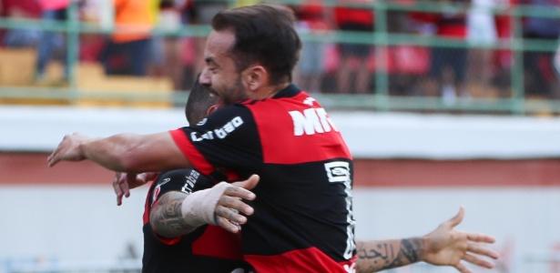 Agora com 38 pontos, o time da Gávea tem um ponto a mais que o Palmeiras