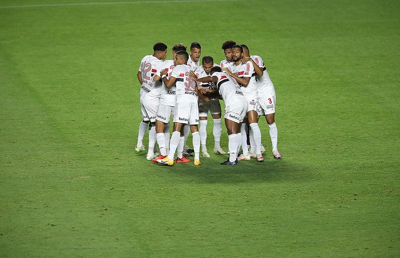Foto: Paulo Pinto/São Paulo Futebol Clube