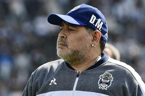 Maradona completa 60 anos nesta sexta-feira (30). Foto: Divulgação