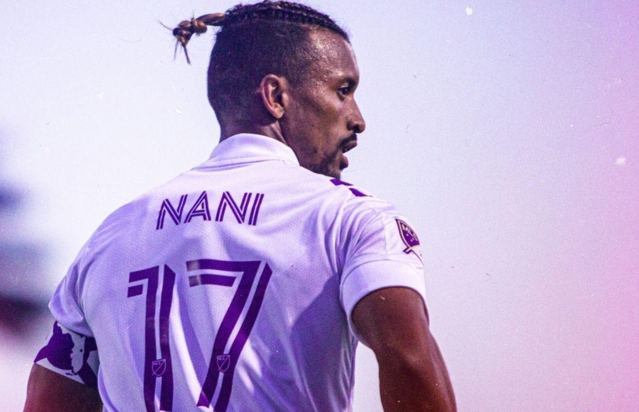 Atacante português Nani destacou sua admiração pelo futebol brasileiro. Foto: Facebook/Reprodução