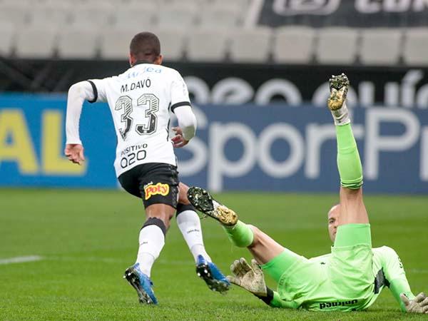 Timão precisa de uma vitória por dois gols de diferença para se classificar. Foto: Rodrigo Coca/Ag Corinthians