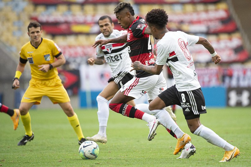 Quartas de final da Copa do Brasil serão disputadas entre 11 e 18 de novembro. Foto: Alexandre Vidal/Flamengo