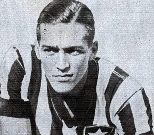 Atacante começou profissionalmente pelo Botafogo. Foto: Reprodução