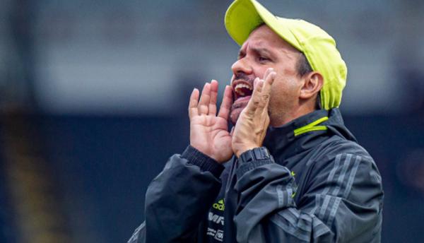 Treinador assume interinamente a função após a derrota de Domenèc Torrent. Foto: Divulgação