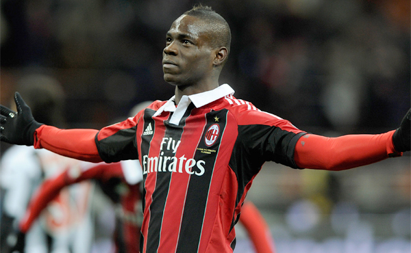 Mario Balotelli no Flamengo?