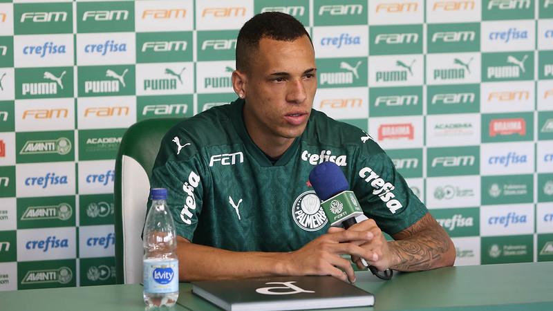 Aos 24 anos, Breno já participou do jogo do Verdão contra o Fluminense na última rodada do Brasileiro. Foto: Cesar Greco