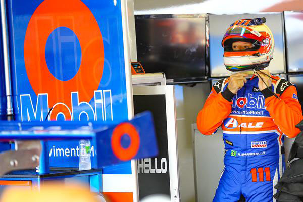 Piloto da Full Time disputa três corridas no próximo fim de semana. Foto: Carsten Horst/Hyset