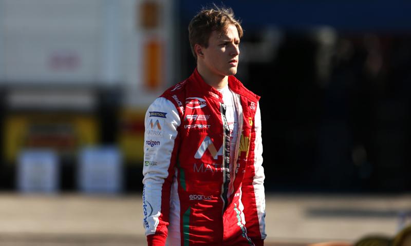 Brasileiro é vinculado à Academia de PIlotos da Ferrari. Foto: Divulgação/Prema Powerteam