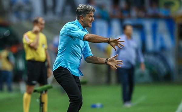 Renato Gaúcho fora do Grêmio?