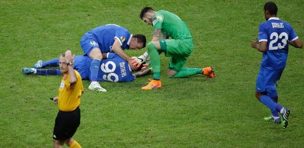 A Uefa não elaborou mais informações, as quais serão divulgadas na próxima semana