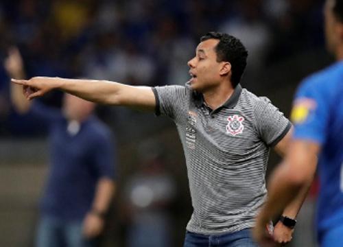 Timão terá de vencer por dois gols de diferença para ser campeão. Foto: Ueslei Marcelino/Reuters