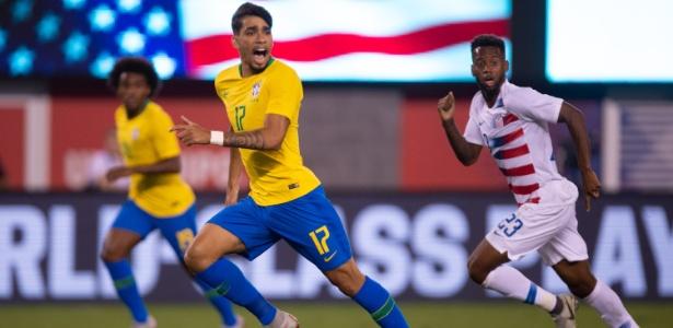 Meia não foi convocado porque o Falmengo estava nas semifinais da Copa do Brasil. Foto: Pedro Martins / MoWA Press