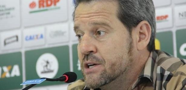 Argel, técnico do Coxa. Foto: Divulgação/Coritiba FC/Via UOL