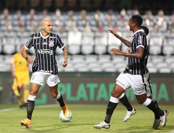 Corinthians e Fortaleza estão empatados com 29 pontos na classificação do campeonato. Rodrigo Coca/Agência Corinthians