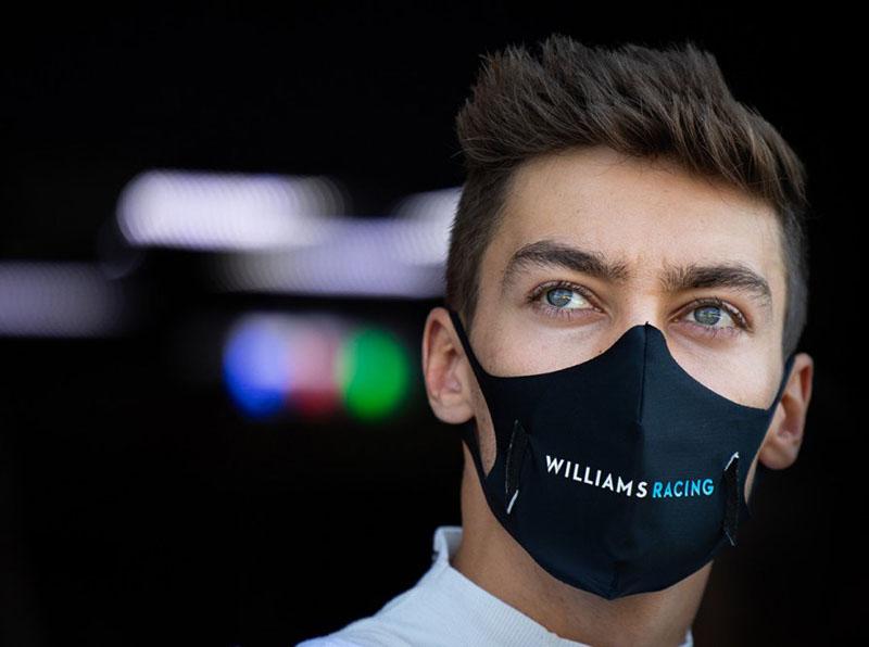 Mercedes anunciou o britânico de 22 anos para a próxima corrida. Foto: Mercedes-AMG Petronas F1