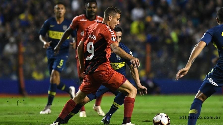 Boca Juniors x Athletico PR pela última rodada da fase de grupo da Libertadores