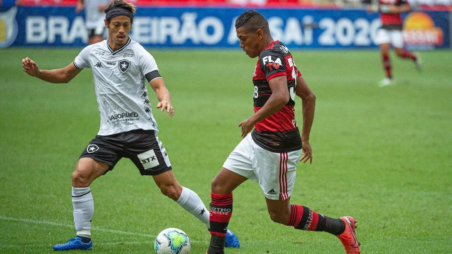 Clássico é válido pela 24ª rodada do Brasileiro. Foto: Alexandre Vidal/Flamengo
